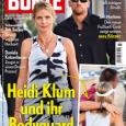 BUNTE – Heidi Klum und ihr Bodyguard