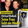BUNTE – Ausgewechselt: Seine Frau liebt ein Model